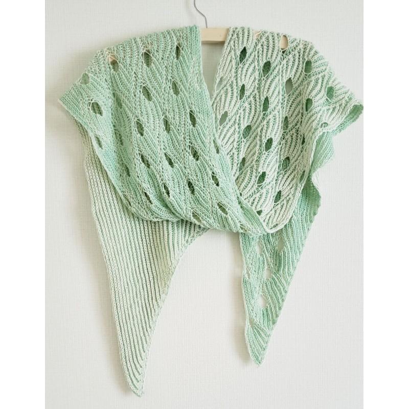 09 Meadowsweet - Knitting Brioche Lace Set