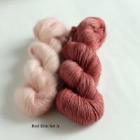 Knitting Brioche Lace Set
