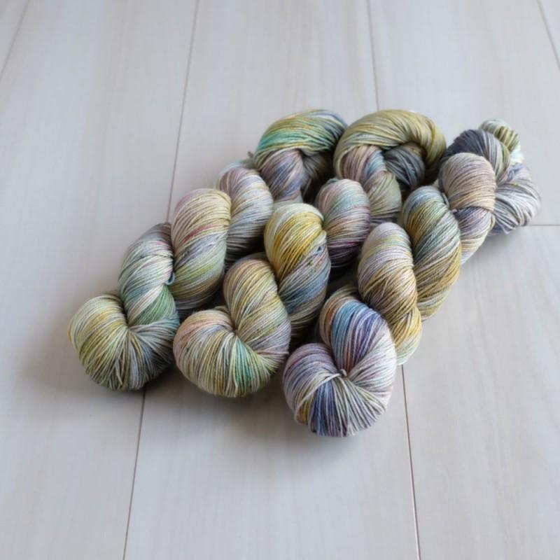 Chappy-Go-Lucky 01 - Merino Sock