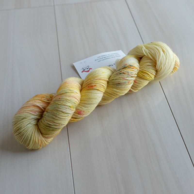 04 Ms. Sunshine - Merino Sock