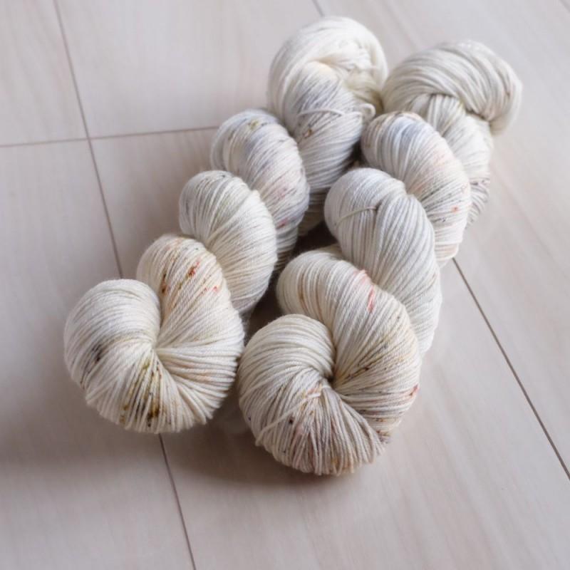 03 Papyrus - Merino Sock