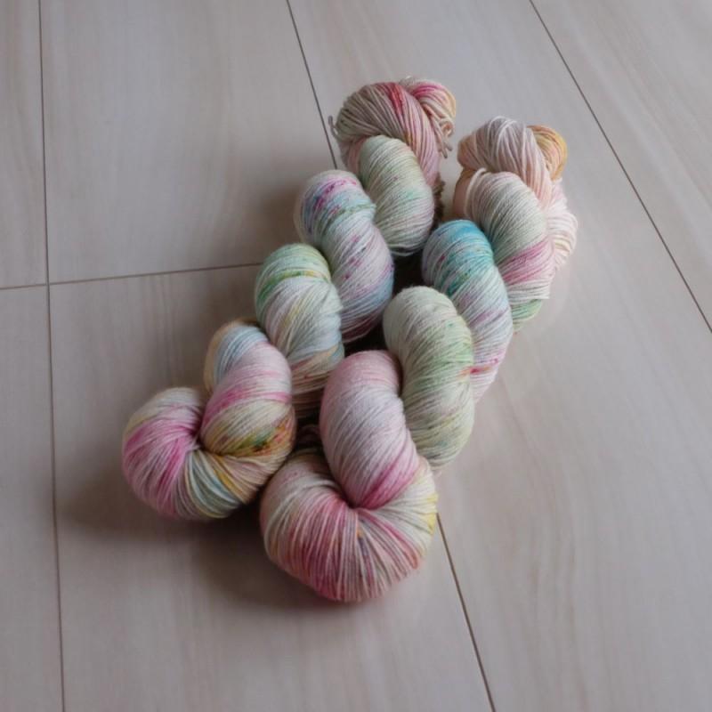 04 Patissiere (Deep Version) - Merino Sock
