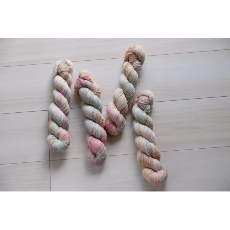 04 Patissiere - Merino Sock