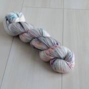 03 Snowy Dawn - Merino Sock