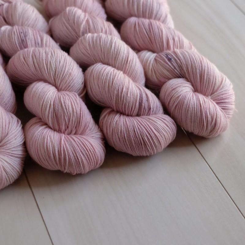 04 Tea Rose - Merino Sock