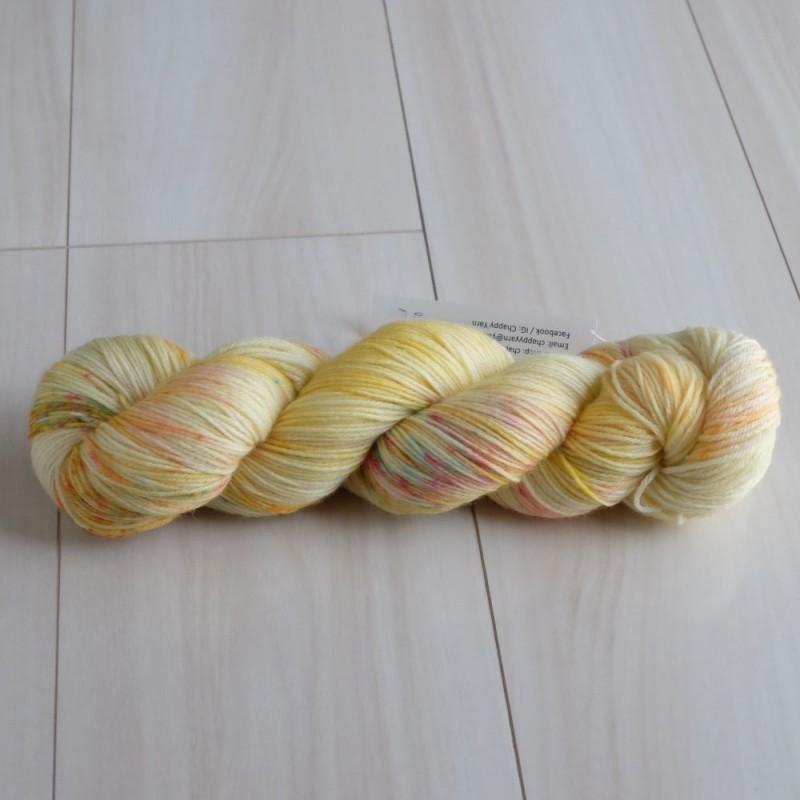 09 Ms. Sunshine - MCN (Merino Cashmere Nylon) Fingering