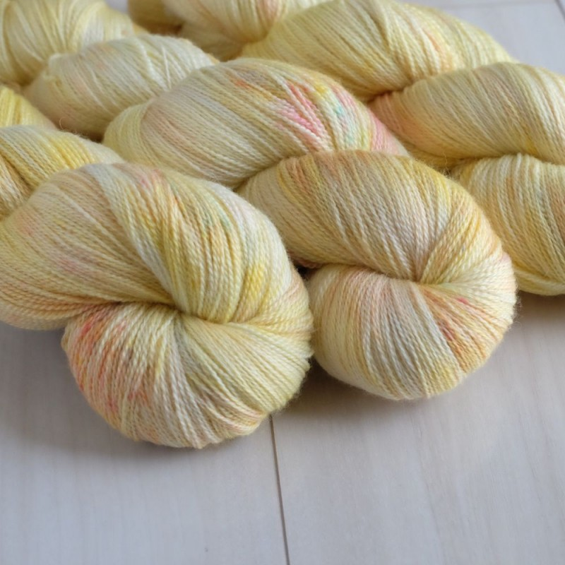 10 Ms. Sunshine - Silky Merino Lace