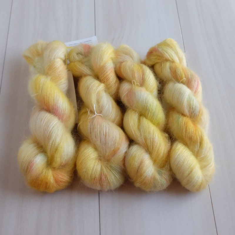 08 Ms. Sunshine - Silky Kidmohair