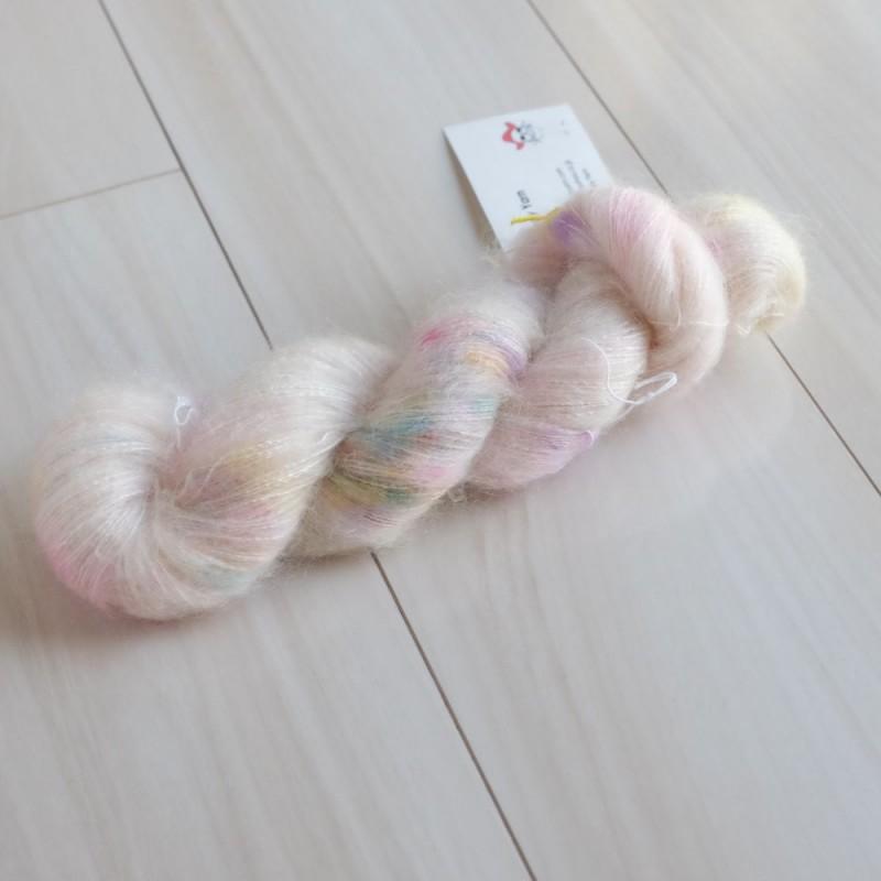 08 Spring Mist - Silky Kidmohair