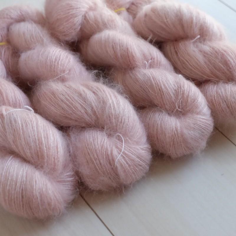 08 Tea Rose - Silky Kidmohair