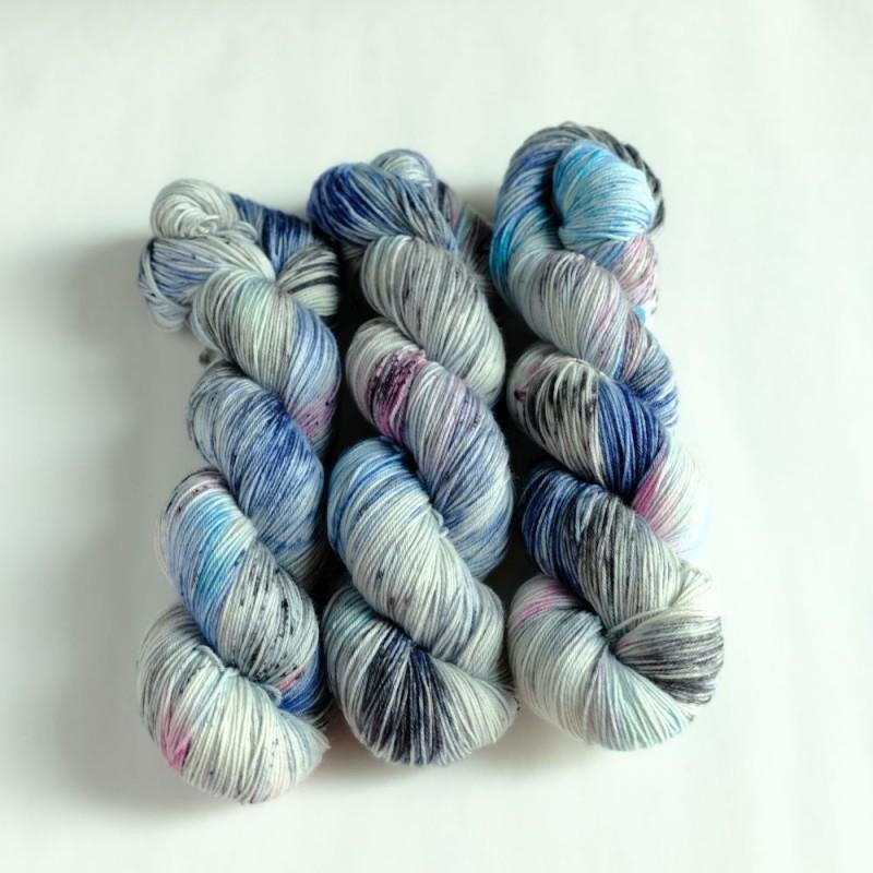 03 Magpie - Merino Sock