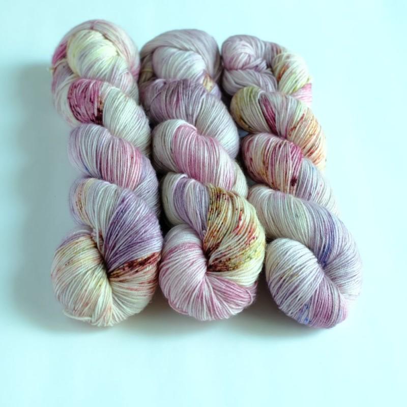 03 Rose Water - Merino Sock