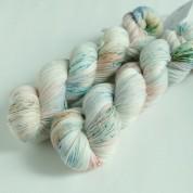 01 Sakura Rain - Merino Sock (4 skeins set)